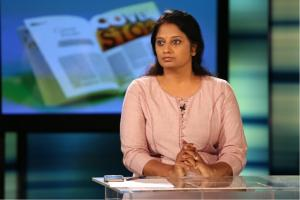 14 years of Asianets Cover Story How Sindhu Sooryakumar keeps the show going