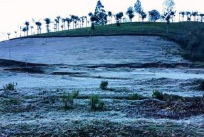 In a first Keralas Munnar covered in frost for 12th day in a row