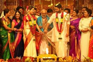 Srinivasa Kalyanam Review An Overbearing Lecture On Tradition