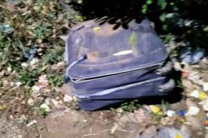 Hyderabad mans body found stuffed in a briefcase