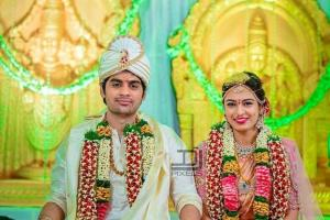 In pics Saaho director Sujeeth and Pravallikas wedding ceremony