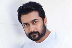 Suriya speaks up on Cinematograph Bill calls it strangling of freedom of expression