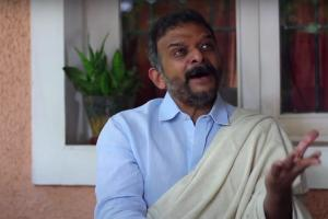 Setting Ashokas messages on harmony to music TM Krishna on The Edict Project