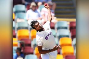 T Natarajan makes Test debut vs Aus at Brisbane picks up 2 wickets