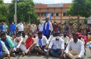 Telangana village sarpanch allegedly attacks Dalit man FIR registered but no arrests