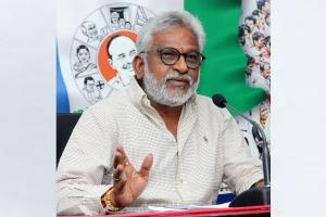 TTD Chairperson YV Subba Reddy tests positive for coronavirus hospitalised