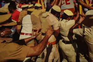 Held captive and tortured case against 10 cops based on Chennai businessmans complaint