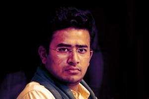 In the guise of exposing corruption Tejasvi Surya is back to his communal tricks