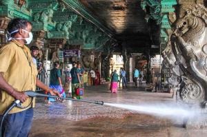 Small places of worship within city limits to reopen on Monday TN CM