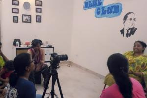 Dalit women are wrongly represented in media The Blue Club filmmaker Priyadharsini