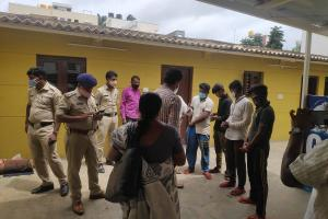 Five bonded labourers rescued from Bengaluru borewell unit owner booked