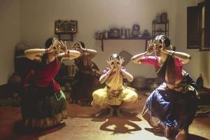 The Kitchen This Kannada short film explores patriarchy through dance