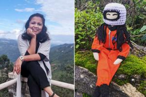 Meet Smriti Lamech whose craft dolls of Kalpana Chawla and other women icons are a hit