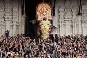 Conduct Thrissur Pooram with strict adherence to COVID-19 guidelines DMO