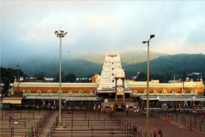 Tirumala row Hyd HC issues notice to Andhra govt on repair work in temple kitchen