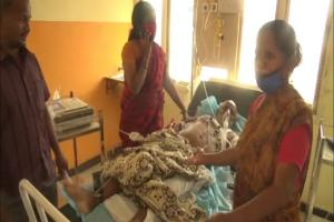 Kin of Tirupur woman approach Collector say she died due to power cut at hospital