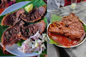 Duck mappas to Kallappaam Kerala toddy shops offer an adventure for your taste buds