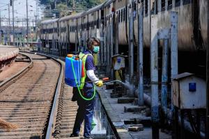 Inter-district trains to partly resume in Kerala from June 1