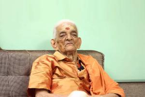 Kalyanaraman grandpa Unnikrishnan Namboothiri passes away at 98