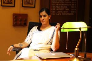 Varalaxmi Sarathkumar to play a government official in Dhanushs Maari 2