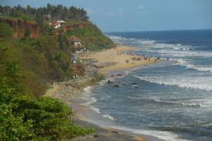 Temple beach fort backwaters Keralas Varkala has something for everyone