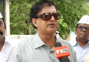 Another arrest over Salem highway AAP leader Vasigaran booked for backing Mansoor