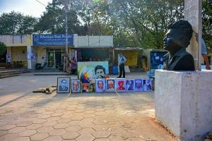 Accused of casteism for pulling down Velivada UoH claims structure itself casteist