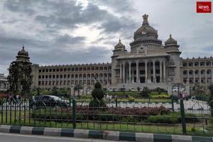Media barred from taking videos pictures in Karnataka Vidhana Soudha corridors