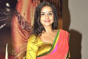 Vidya Balan tells us the right thing Girls should wear what they want to