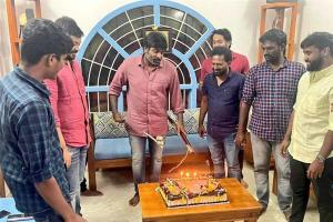 Photo of Vijay Sethupathi cutting cake with a sword goes viral actor expresses regret