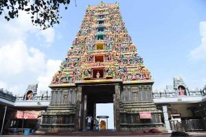 Vijayawada Durga temple management denies reports of 18 staffers having COVID-19