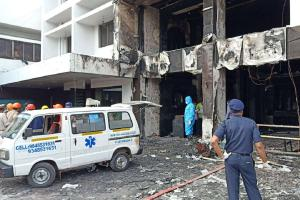 Vijayawada COVID care centre fire Andhra CM Jagan orders probe PM condoles deaths