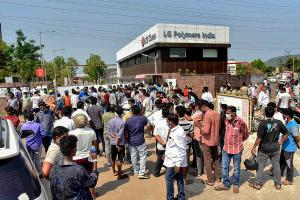 LG Polymers India has absolute liability for Vizag gas leak NGT