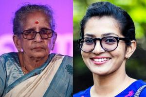 Writer Leelavathy to actor Parvathy Kerala Womens Wall to see 220 female personalities