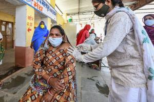 Rural India more willing now to take vaccine but digital divide poses concern Survey
