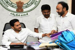 No employee will be laid off from schools Anganwadis Andhra CM Jagan