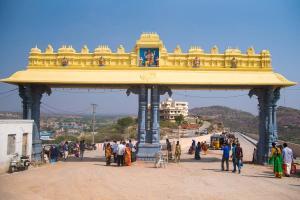 Raigir railway station in Telangana will now be called Yadadri
