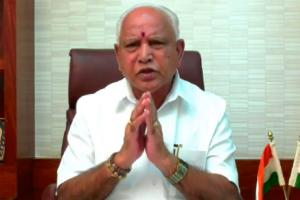 Watch BS Yediyurappa in video message from hospital says hell recover soon from coronavirus