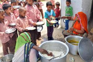 Indias score in Global Hunger Index 2021 shows a level of hunger thats serious