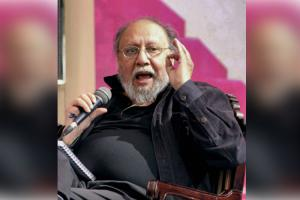 Rationalised killings have become the norm Ashis Nandy at Kerala lit fest
