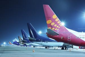 Airlines can operate scheduled domestic flights at full capacity from Oct 18