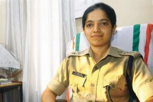 Chaitra Teresa John IPS controversy Kerala CM justifies inquiry against her