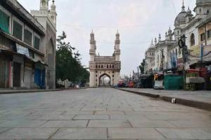 Charminar Golconda Fort in Hyderabad shut for visitors after brief re-opening