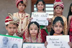 India priests decorators in child marriage crackdown No proof of age No wedding