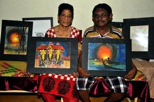 Why Kerala is mourning Joseph child prodigy artist Clints father