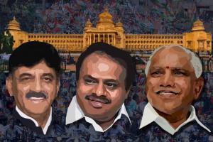 Karnataka reality check Why national parties struggle to control party-hopping MLAs