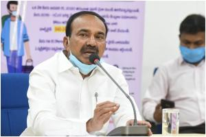 COVID-19 Telangana Health Minister slams activists for approaching High Court