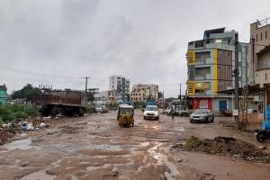 Ten months on this Hyderabad locality is yet to recover from a flash flood