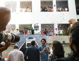 Dance music and cinema come to life at 16th edition of SIES Neruls Frames