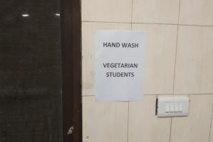IIT Madras removes discriminatory posters from campus mess after students uproar